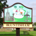 UK_Bluntisham sign