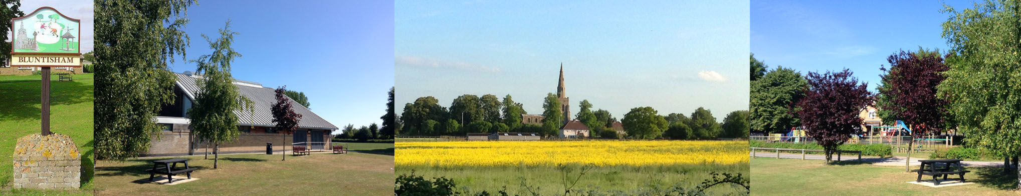 Views of Bluntisham