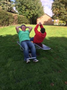 Outdoor gym - Cllrs