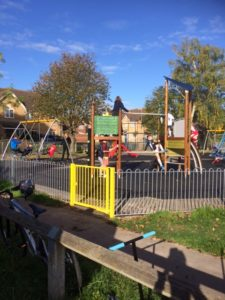 Play park complete
