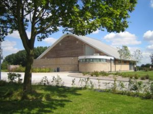 External village hall