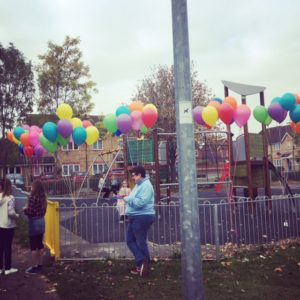 play park opening